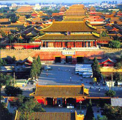 Half-Day Private Tour to Shenyang Imperial Palace and Zhongjie